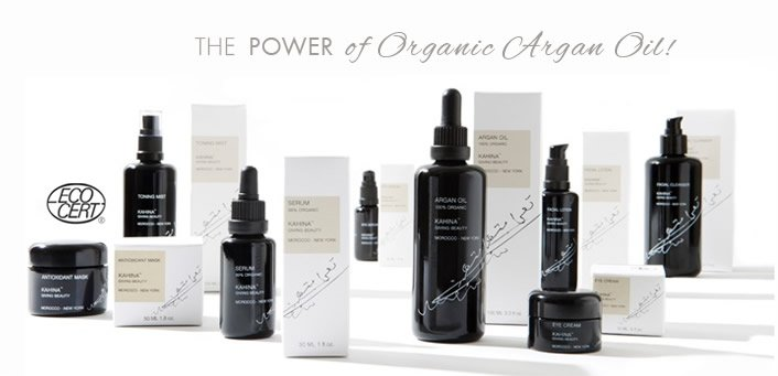 Kahina Giving Beauty Argan Oil Bestellen Kaufen Deutschland