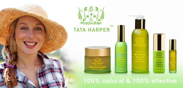 Tata Harper natural organic cosmetics germany order europe