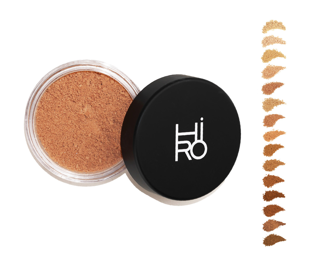 Hiro Cosmetics Mineral Foundation Mit Lsf