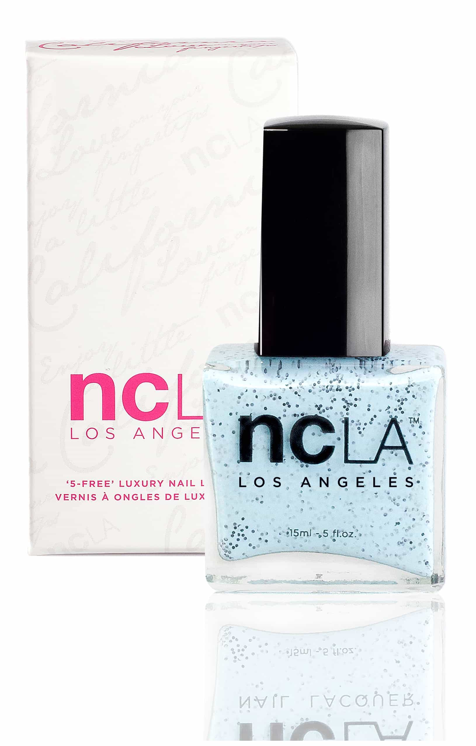 Nail Lacquer - Mostly Sunny With a Chance of Sprinkels