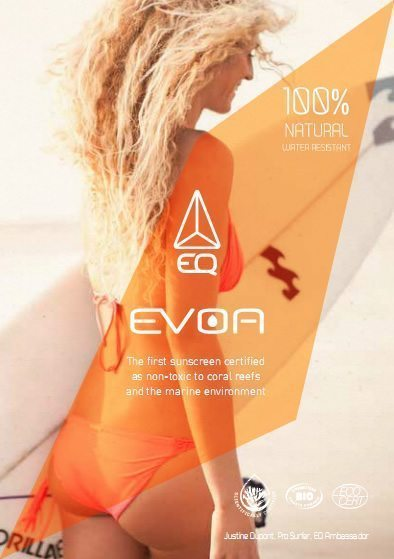 EVOA Natural Coral Seef Sunscreen