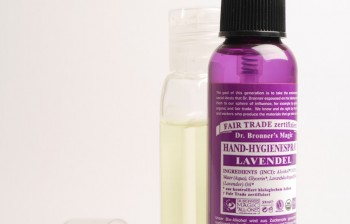 Traditional hand sanitizers: toxic and ineffective