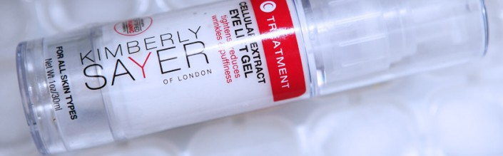 leProd ° Kimberly Sayer Eye Lift Gel