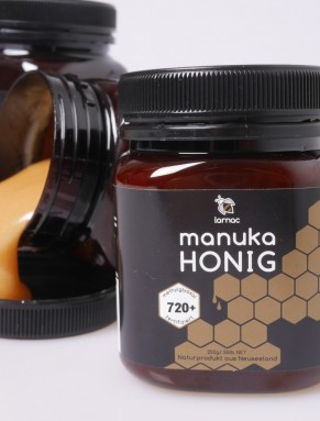 Honey: a sticky love story