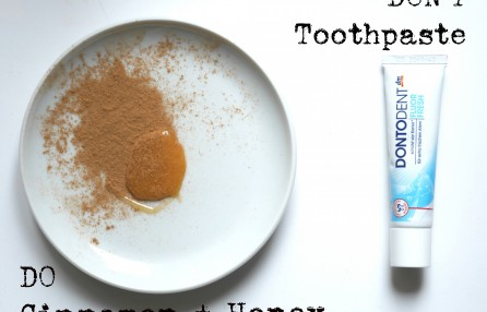 Beauty Myth Debunked #4: Toothpaste against spots