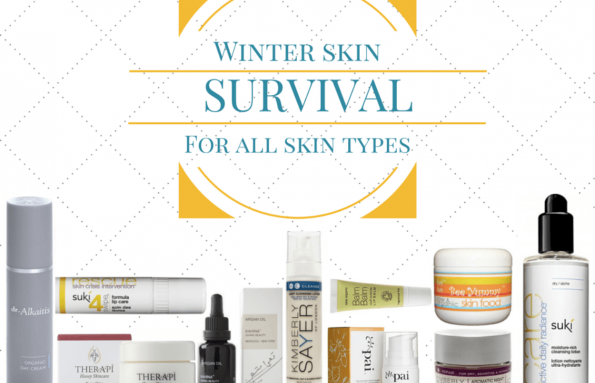 Amazingy's winter skin survival for all skin types