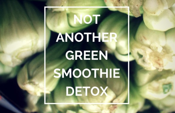Not another green smoothy detox! How to really recover after the festive season