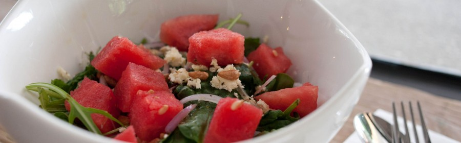 Quick Kitchen: Melon & Mint Salad