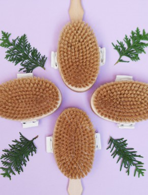 The how and why of dry skin brushing