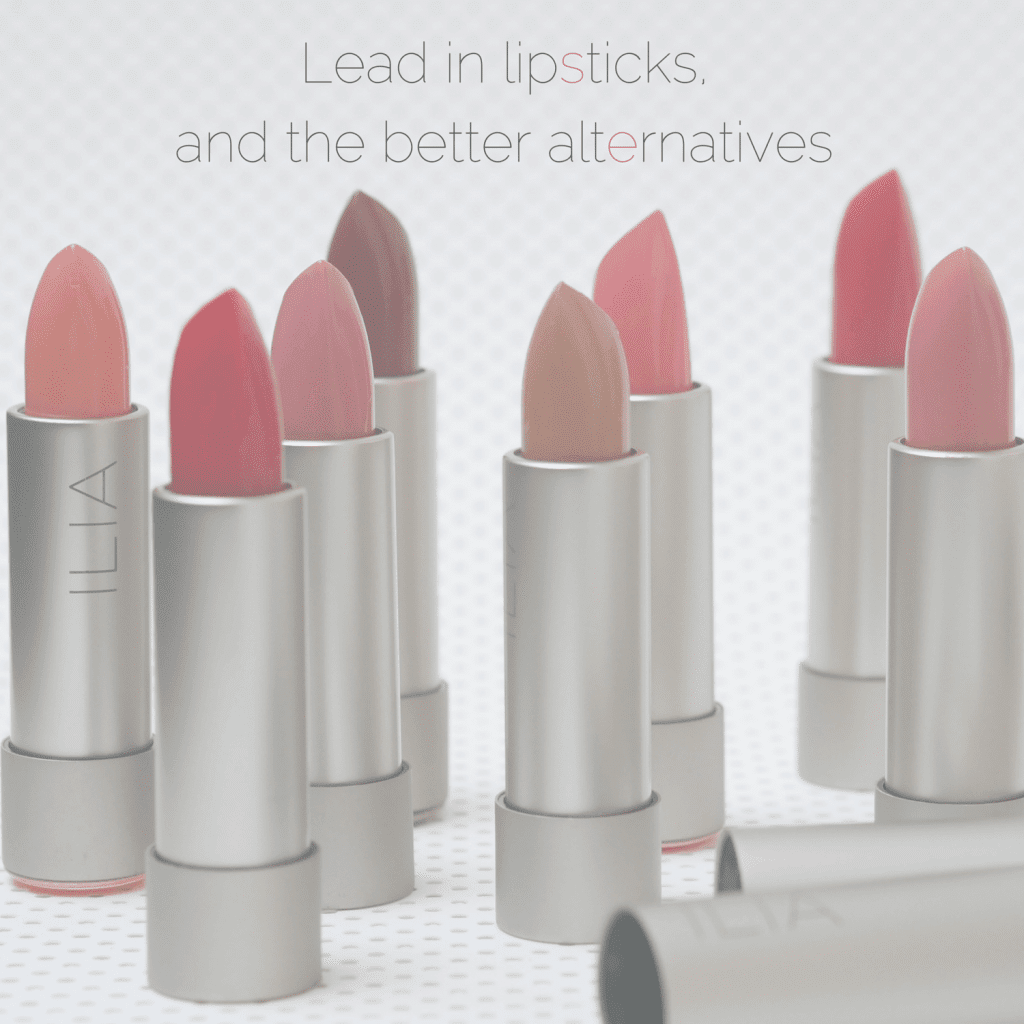 Lead in lipsticks, and the better alternatives - Amazingy Magazine
