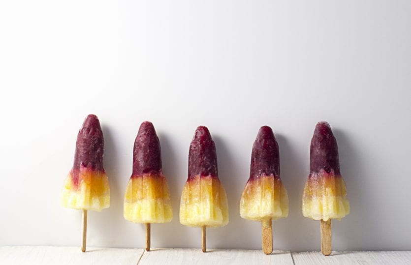 Quick Kitchen: Rocket Popsicles