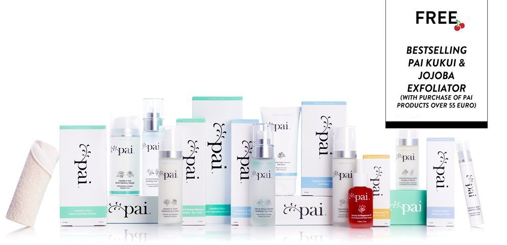 Pai Skincare order Germany Europe Free Shipping