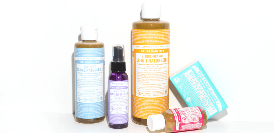 Dr Bronners Germany Order