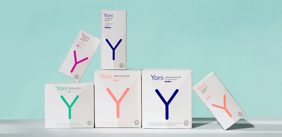 Yoni - Sustainable Hygiene Products and Organic Tampons